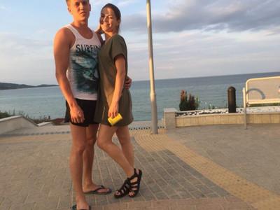 Алексей щербаков стендап с женой