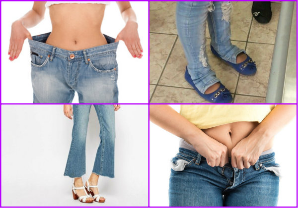 Как узнать размер брюк женских