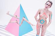 Голая актриса, певица Miley Cyrus фото, эротика, картинки - фотосессия из мужского журнала GQ на Xuk.ru! Фото 76