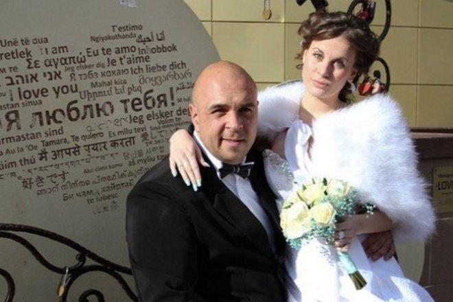 Глеб Жемчугов и Ольга Ветер