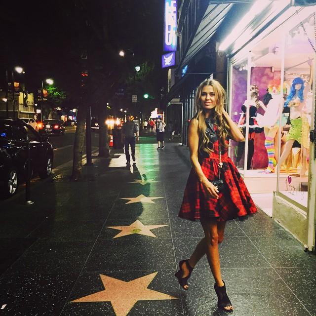 Инстаграм звезды шоу бизнеса