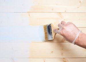 priming pressure treated wood