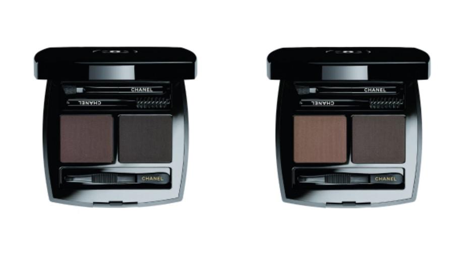 Набор для макияжа бровей La Palette Sourcils de Chanel