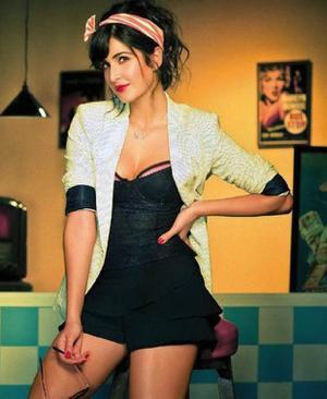 Katrina Kaif Dhoom 3 Sexy Photoshoot