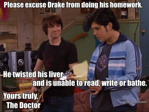 Drake josh funny quotes