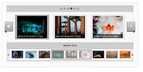 Image slider jquery with thumbnails