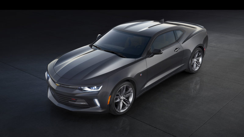 Camaro chief: 'rock-star' 4-cylinder set for Mustang fight