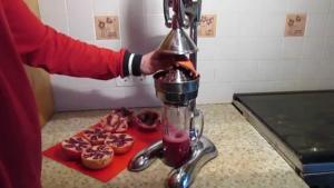 Как из яблок выдавить сок без соковыжималки