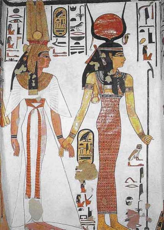 Египетская мужская одежда