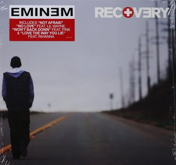 Eminem recovery ratings