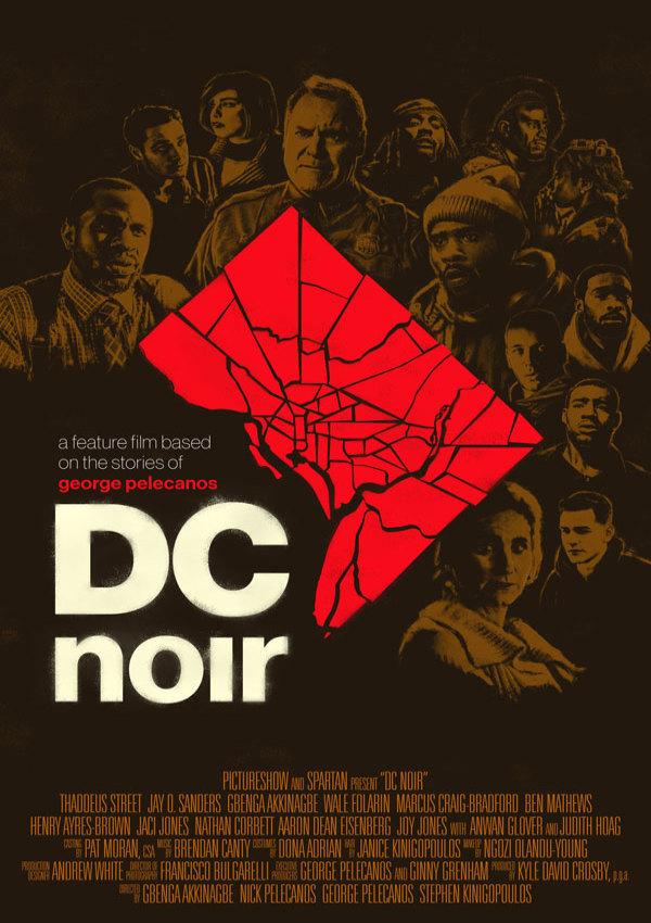 DC NOIR Poster