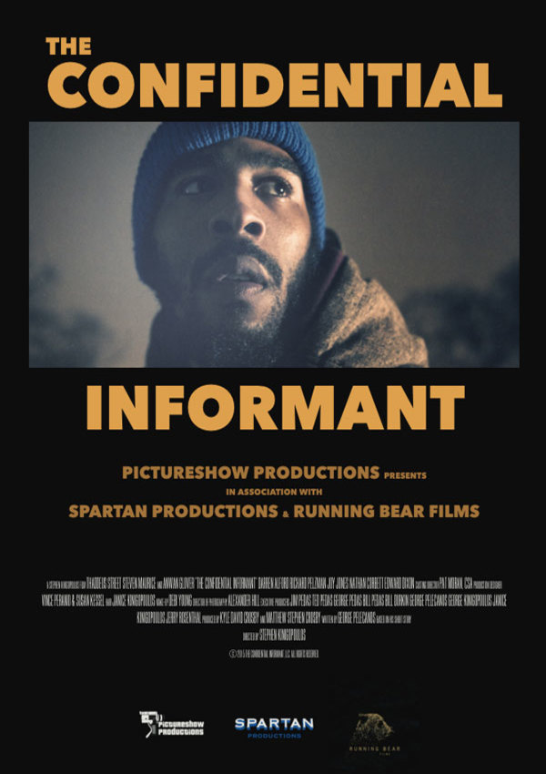 The Confidential Informant poster
