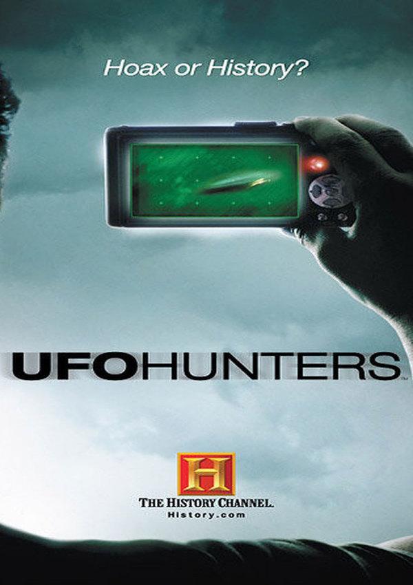 UFO Hunters: Season 3 poster