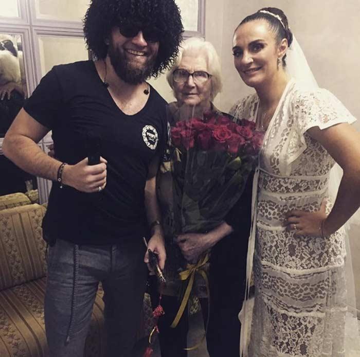 Свадьба Ваенги и Садырбаева 13