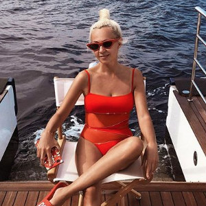 Рудковская инстаграм новые фото