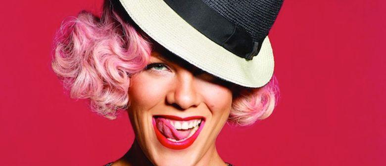 Pink australian tour 2013