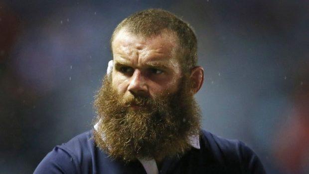 пышная густая борода