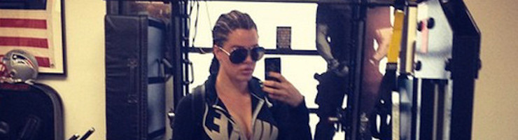 Khloe Introduces The World To Kardashian Kornrows
