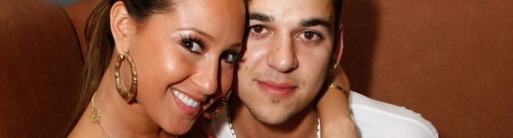 Adrienne Bailon Revisits Rob Kardashian Relationship; Kim K Claps Back