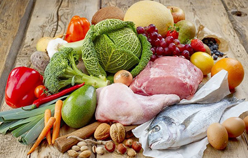 Блюда при дерматите