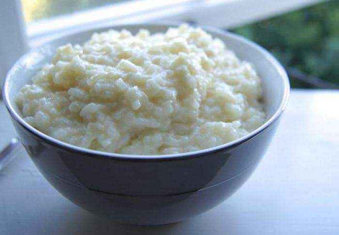 рисовая каша польза и вред для здоровья