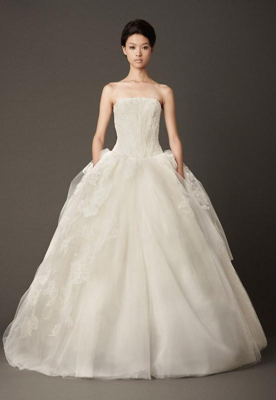 Vera wang wedding dress gallery