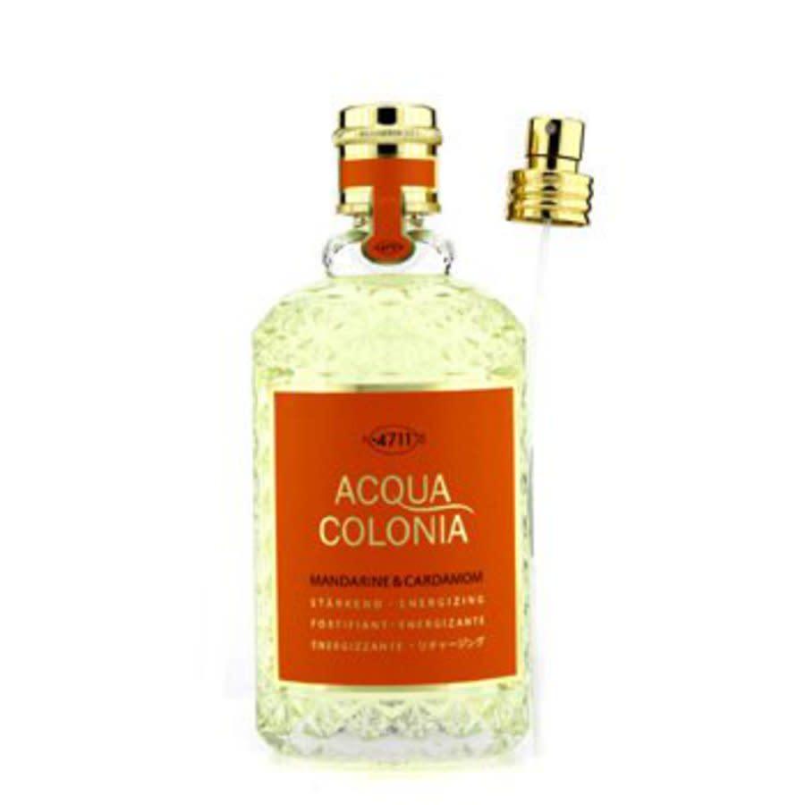 4711 Unisex Acqua Colonia Mandarin & Cardamom Edc Spray 5.7 oz Fragrances 4011700743933 In N,a