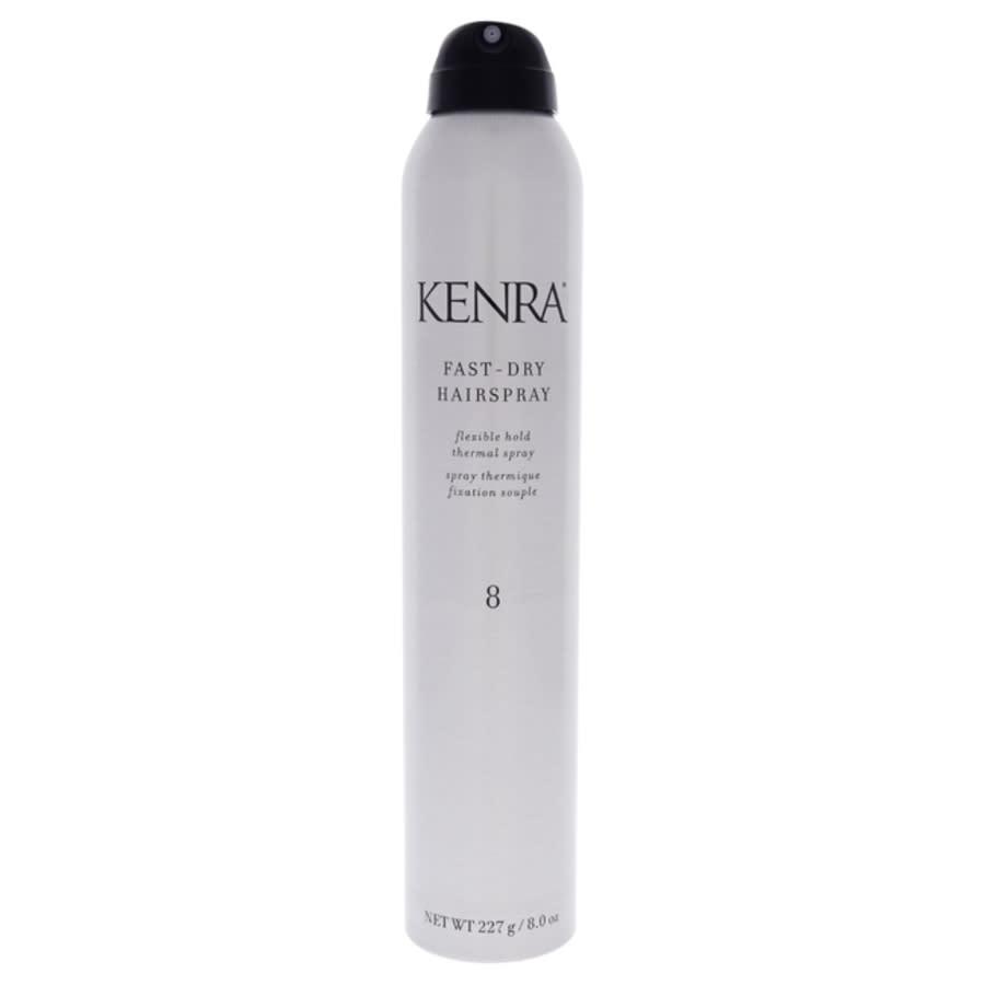 Kenra Fast-dry Hairspray By  For Unisex - 8 oz Hairspray In N,a