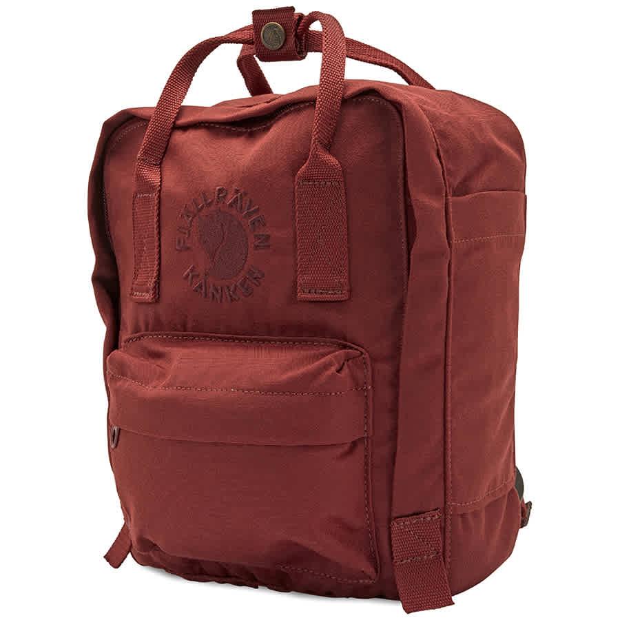 Fjall Raven Re-kanken Mini Ox Red Backpack 23549-142