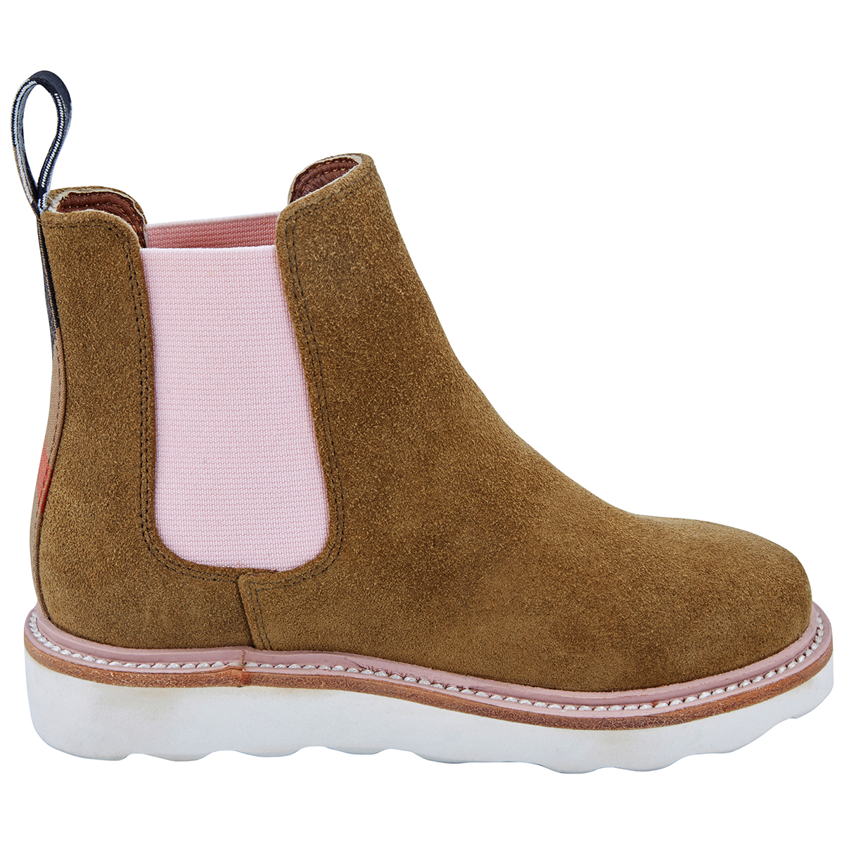 Burberry Childrens Chelsea Ankle Boots