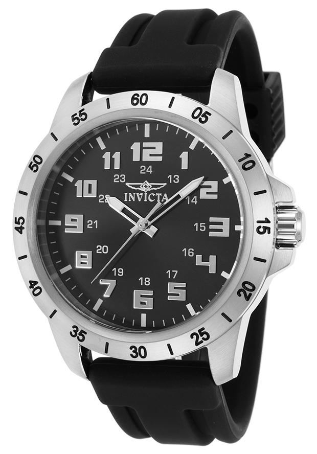 Invicta Pro Diver Black Dial Mens Watch 21835