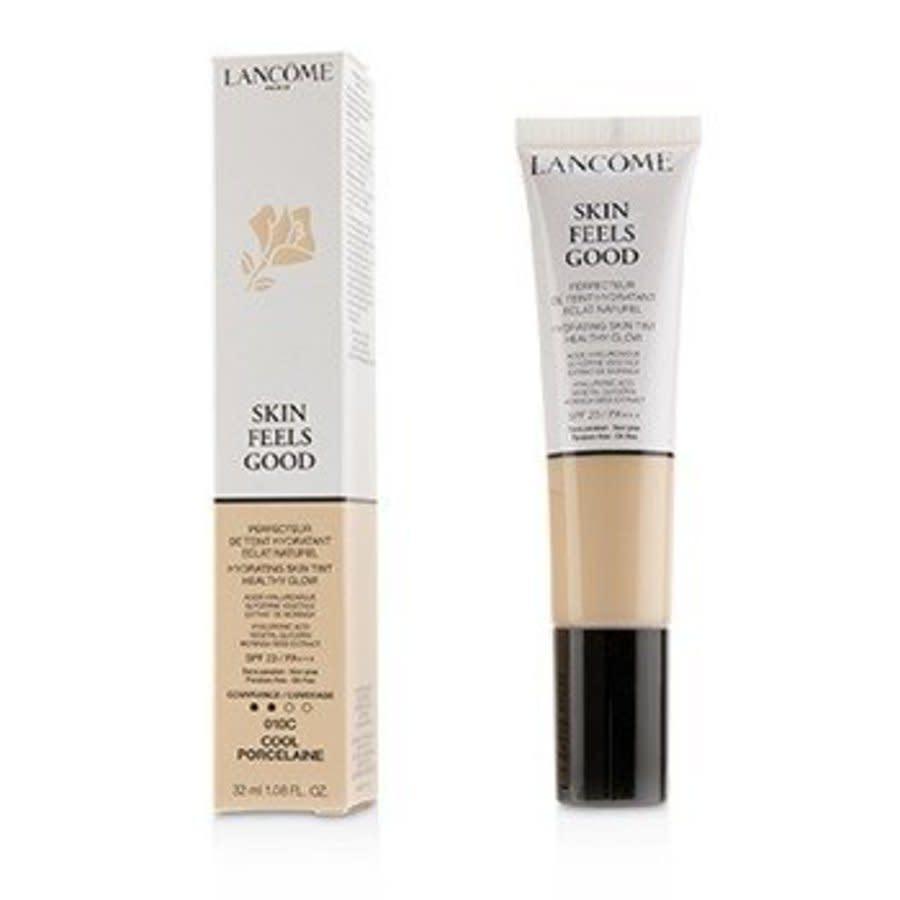Lancôme - Skin Feels Good Hydrating Skin Tint Healthy Glow Spf 23 - # 010c Cool Porcelaine 32ml/1.08oz In Neutrals