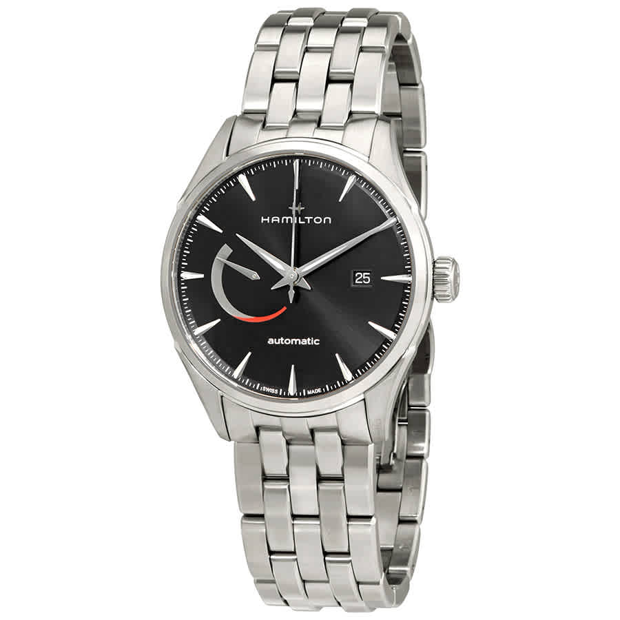 Hamilton Jazzmaster Power Reserve Automatic Mens Watch H32635131 In Metallic