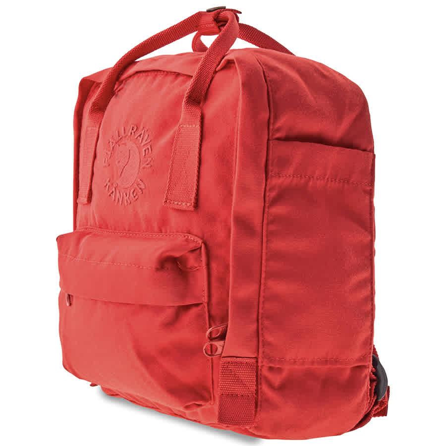 Fjall Raven Re-kanken Mini Red Backpack 23549-320