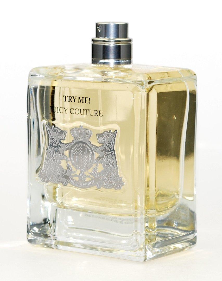 Juicy Couture Ladies  Edp Spray 3.4 oz (tester) Fragrances 098691038976 In Transparent