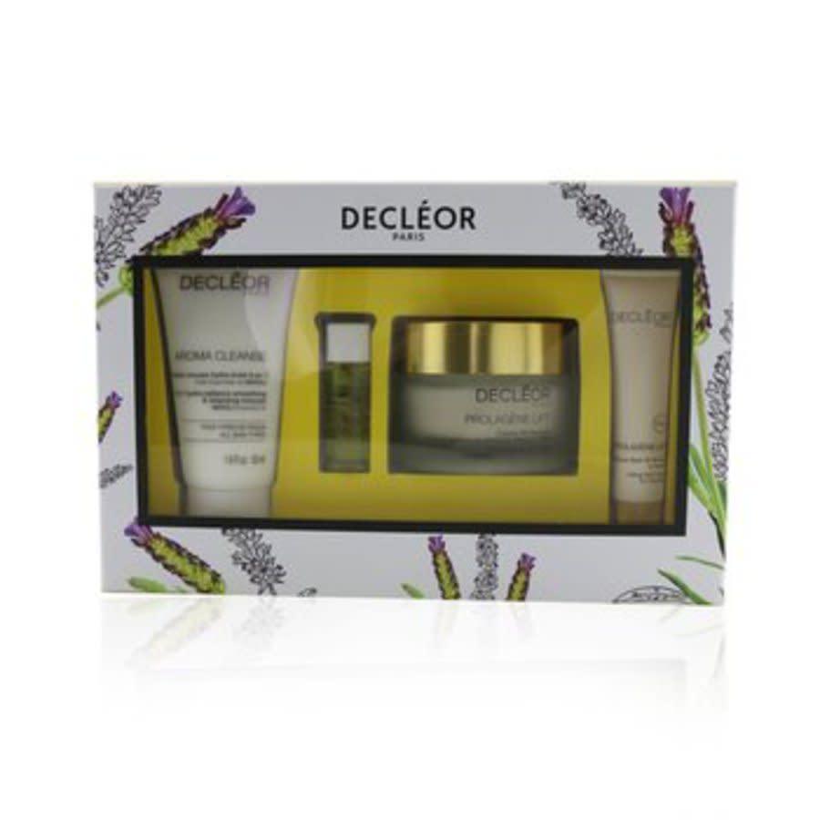 Decleor - Firming Box: Aroma Cleanse 50ml+ Aromessence Lavanduka Iris 5ml+ Prolagene Lift Creme 50ml+ Prolag In Beige,purple