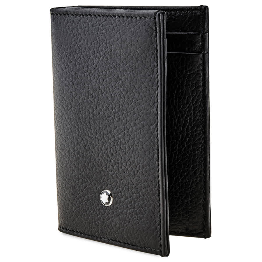 Montblanc Meisterstuck Card Holder - Black
