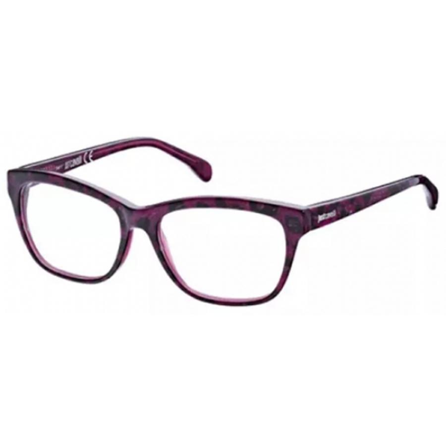 Just Cavalli Square Mens Eyeglasses Jc0459-209953 In Purple