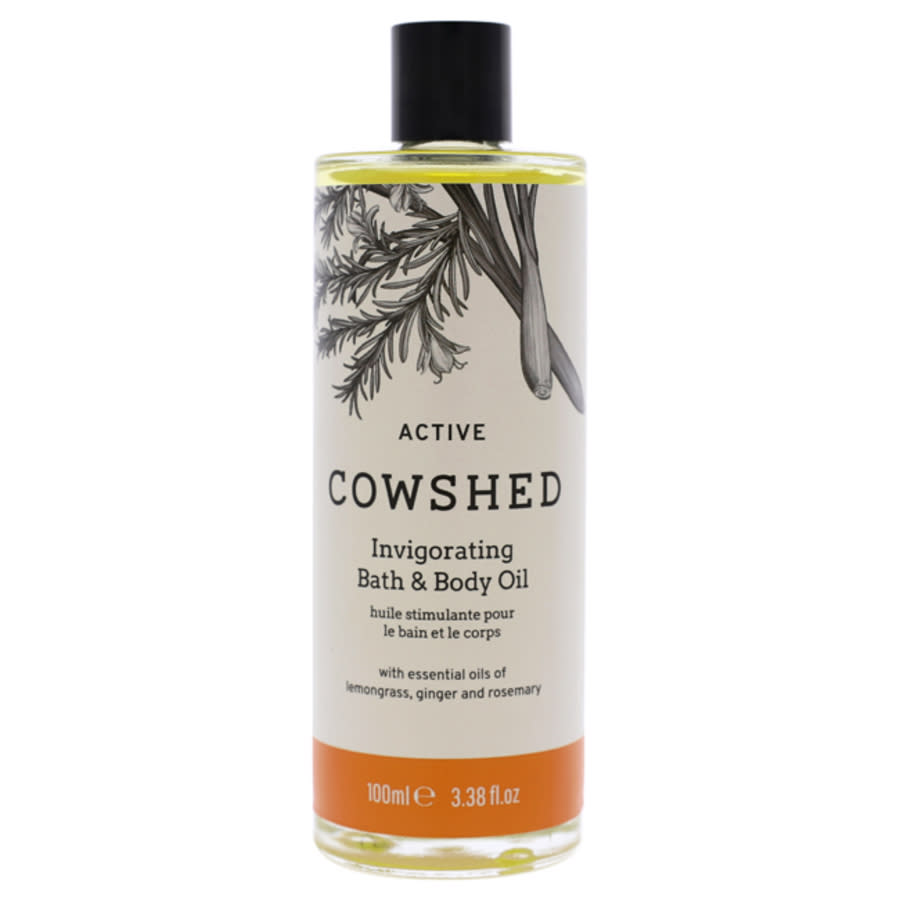 Cowshed Active Invigorating Bath And Body Oil By  For Unisex - 3.38 oz Body Oil In N,a