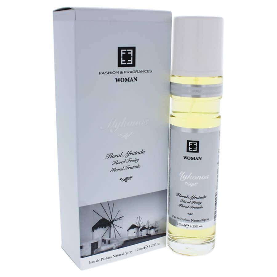 Fashion And Fragrances Mykonos Floral Fruity By  For Women - 4.25 oz Edp Spray In N,a