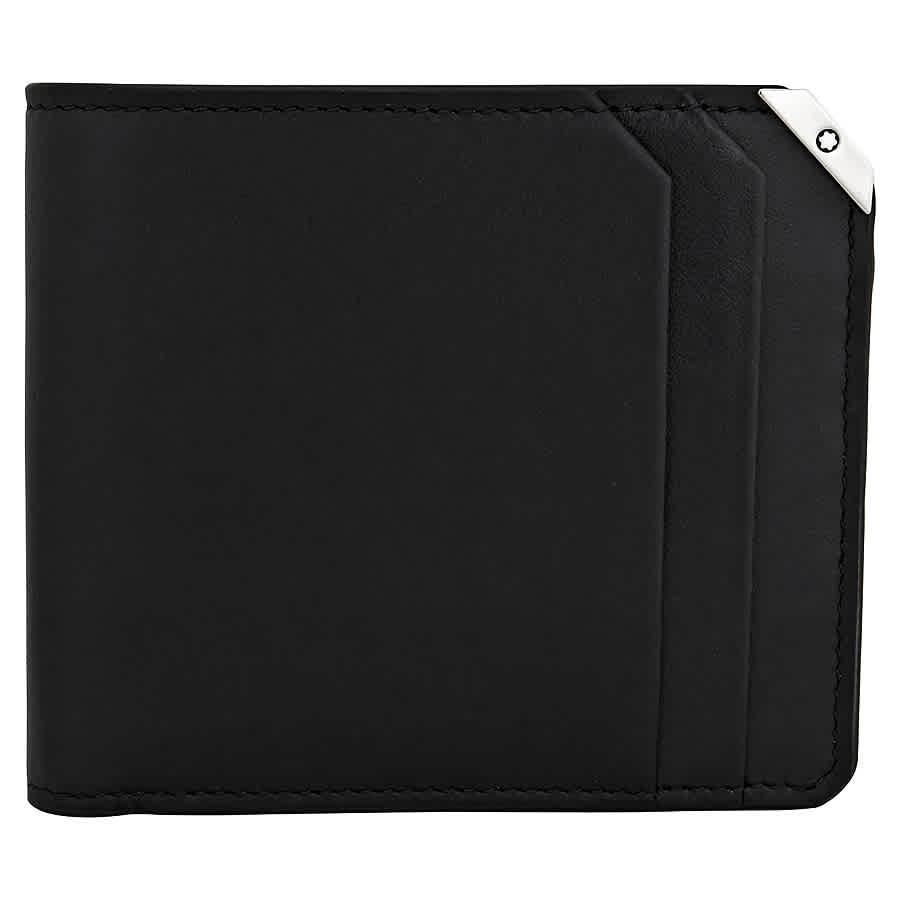 Montblanc Urban Spirit Black Leather Wallet