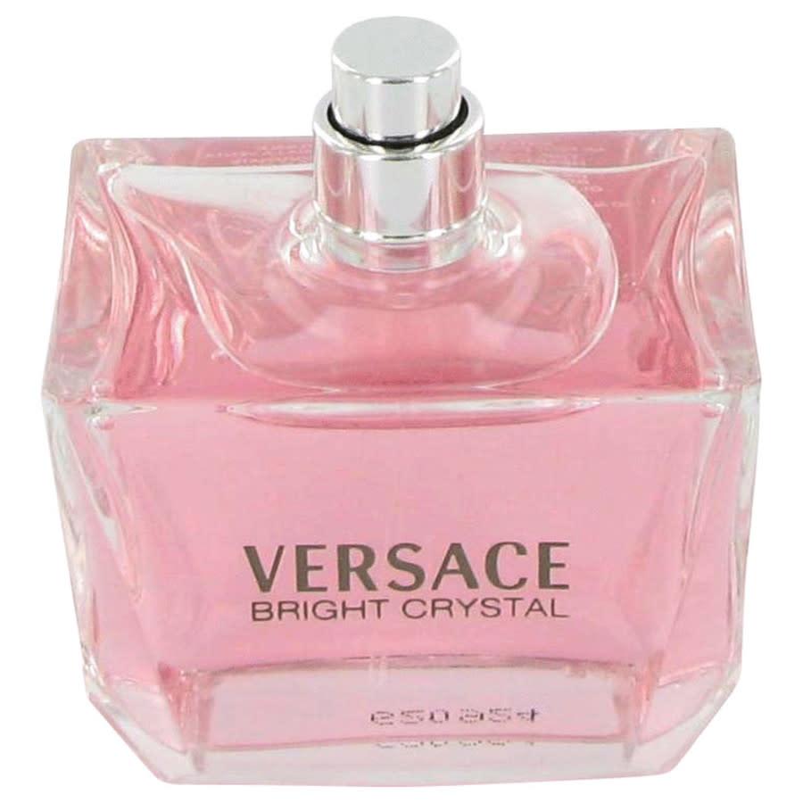 Versace Ladies Bright Crystal Edt Spray 3 oz (tester) Fragrances 8011003808823 In N,a