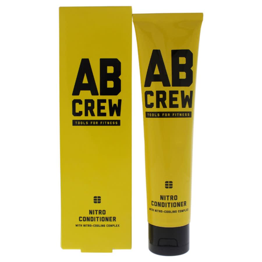 Ab Crew Nitro Conditioner By  For Men - 4 oz Conditioner In N,a