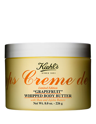 Kiehl's Since 1851 Kiehls / Creme De Corps Limited Edition ''grapefruit'' Whipped Body Butter 8.0 oz In Gold