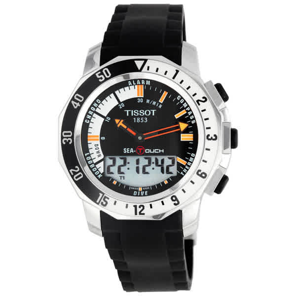 TISSOT T-TOUCH SEA-TOUCH MENS WATCH T026.420.17.281.00