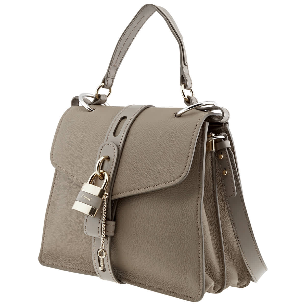 Chloé GREY MEDIUM ABY DAY BAG