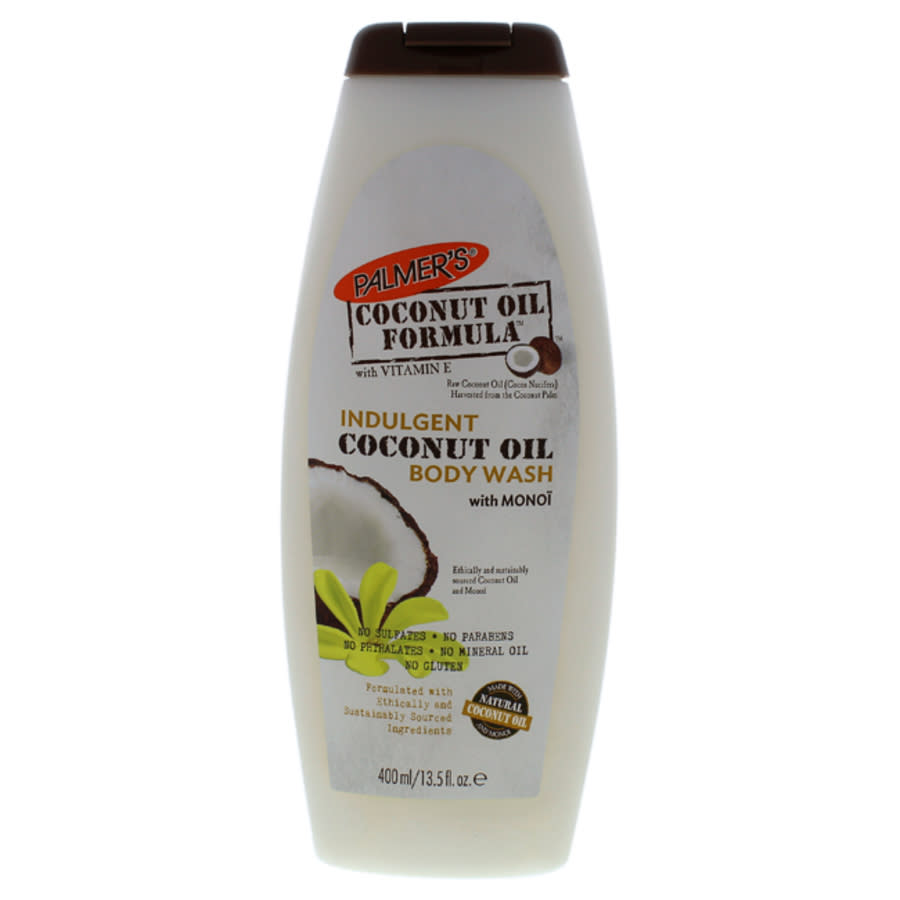 Palmers Indulgent Coconut Oil Body Wash By  For Unisex - 13.5 oz Body Wash In N,a