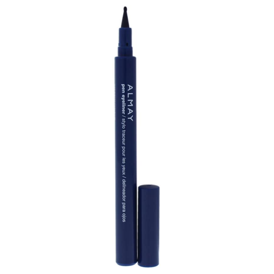 Almay Pen Eyeliner Ballpoint Tip - 210 Navy By  For Women - 0.056 oz Eyeliner In Blue