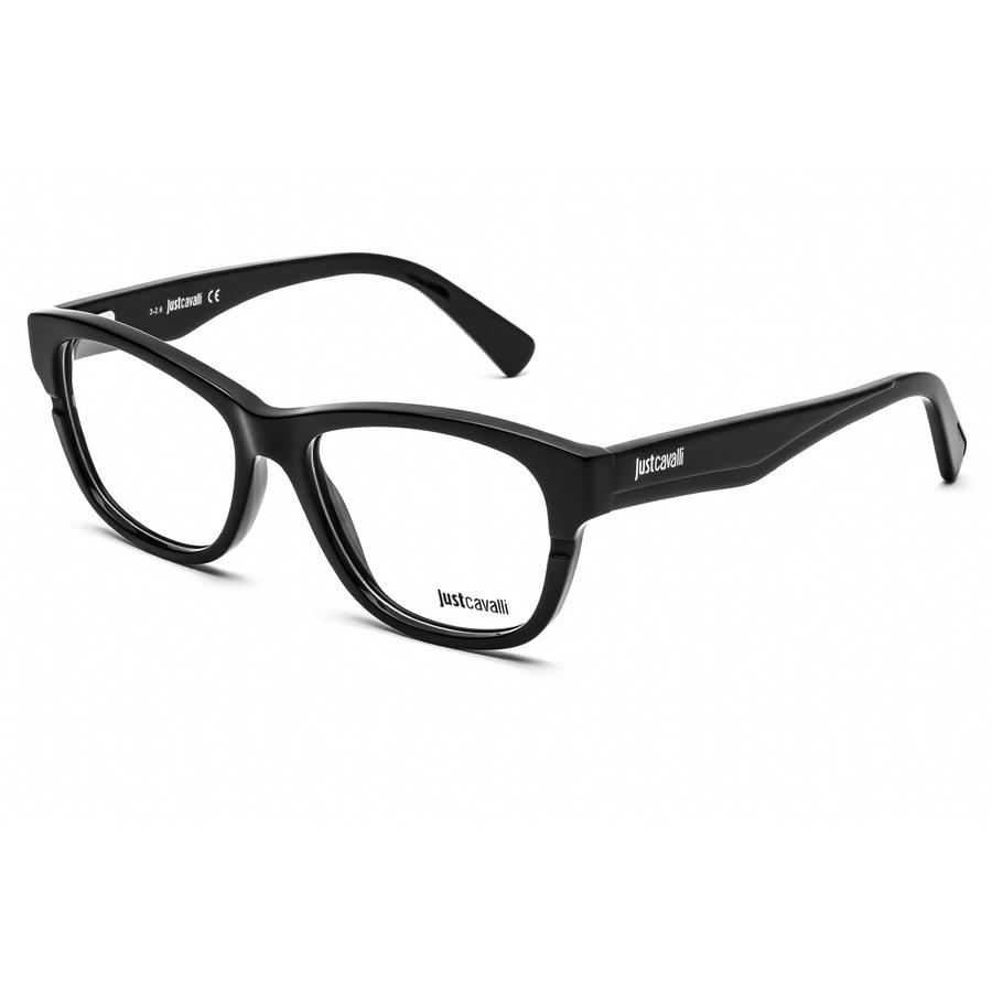 Just Cavalli Ladies Eyeglass Frames Jc0776 001 In Black