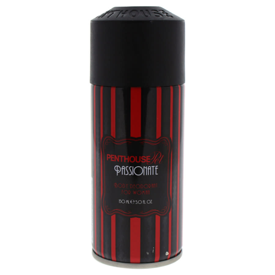 Penthouse Passionate By  For Women - 5 oz Body Deodorant Spray In N,a
